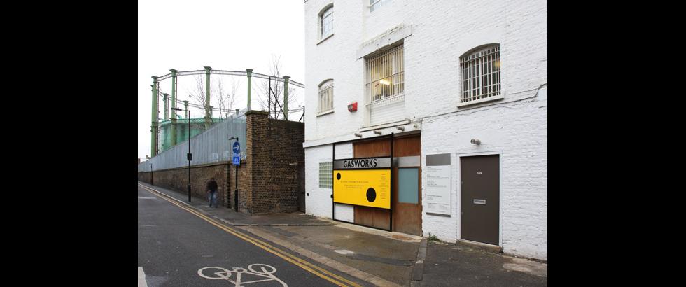 Gasworks's Entrance