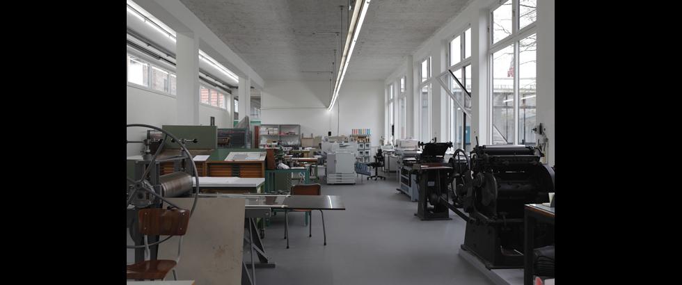 Jan van Eyck Academie's Studio