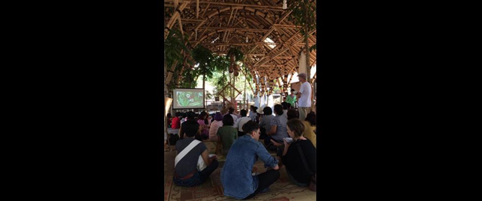 平安青年地球講座