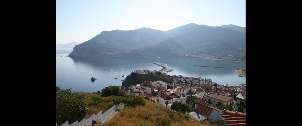 The Skopelos Foundation for the Arts's Aerial Photography