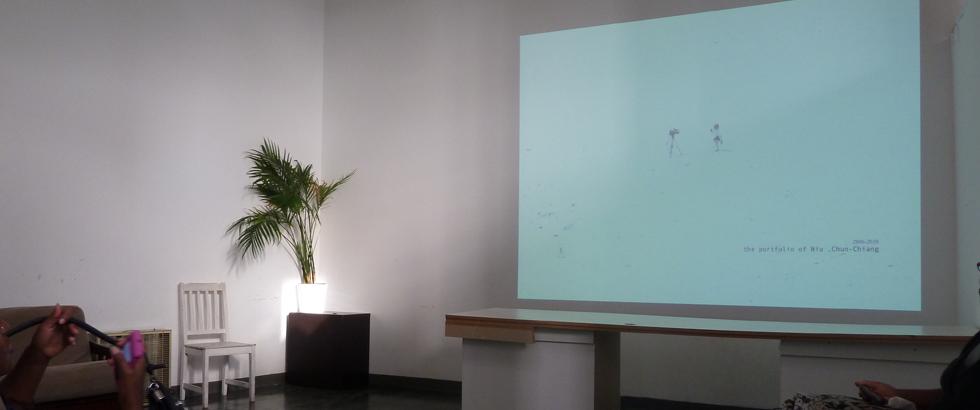 NIU Chun-Chiang's Art Work Exhibition