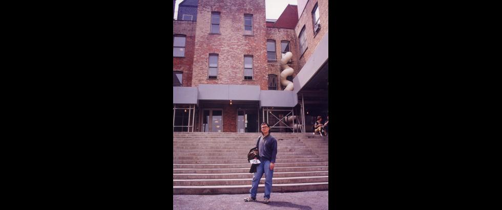 唐唐發照片於紐約