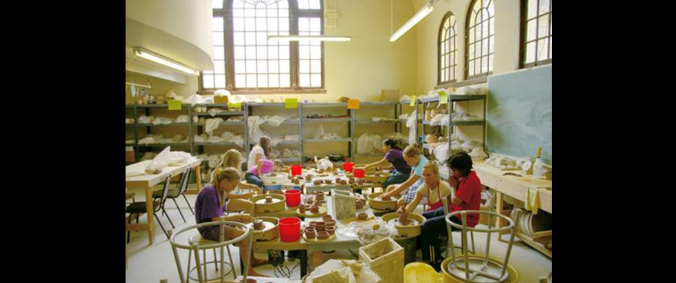 Baltimore Clayworks's Artist