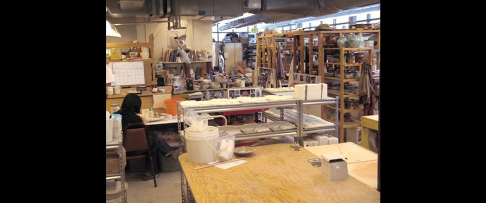 巴爾的摩陶藝中心工作室