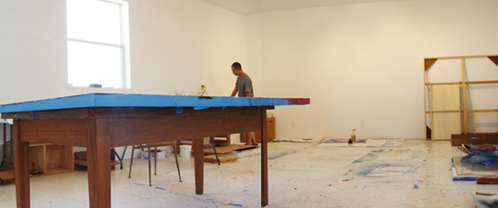 Roswell Artist-in-Residence Program's Artist