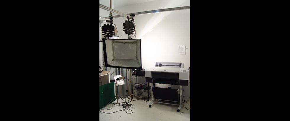 Roswell Artist-in-Residence Program's Equipment
