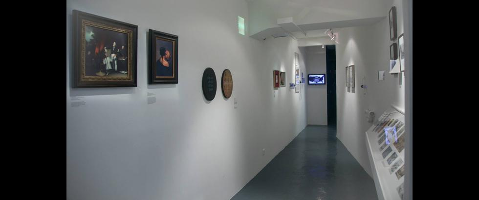Para Site 藝術空間展覽