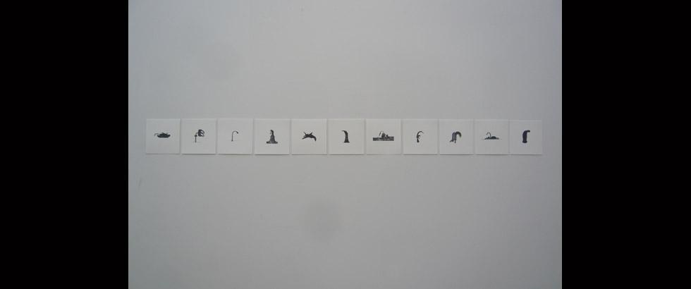 邱昭財作品展覽照片