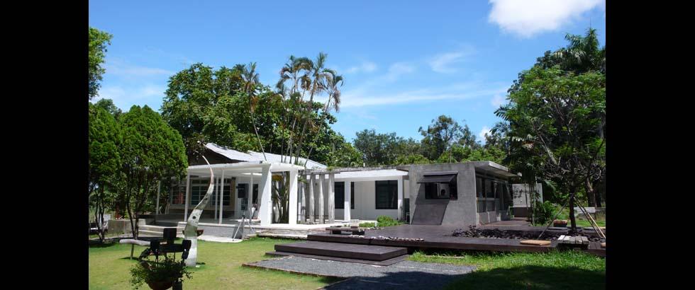 Kio-A-Thau Sugar Refinery Artist Village's Building