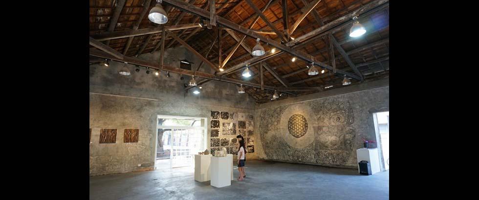 Kio-A-Thau Sugar Refinery Artist Village's Exhibition