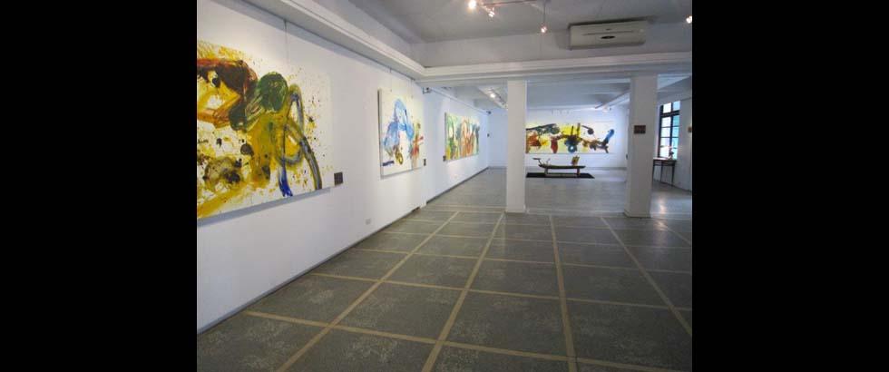 Kio-A-Thau Sugar Refinery Artist Village's Exhibition Works