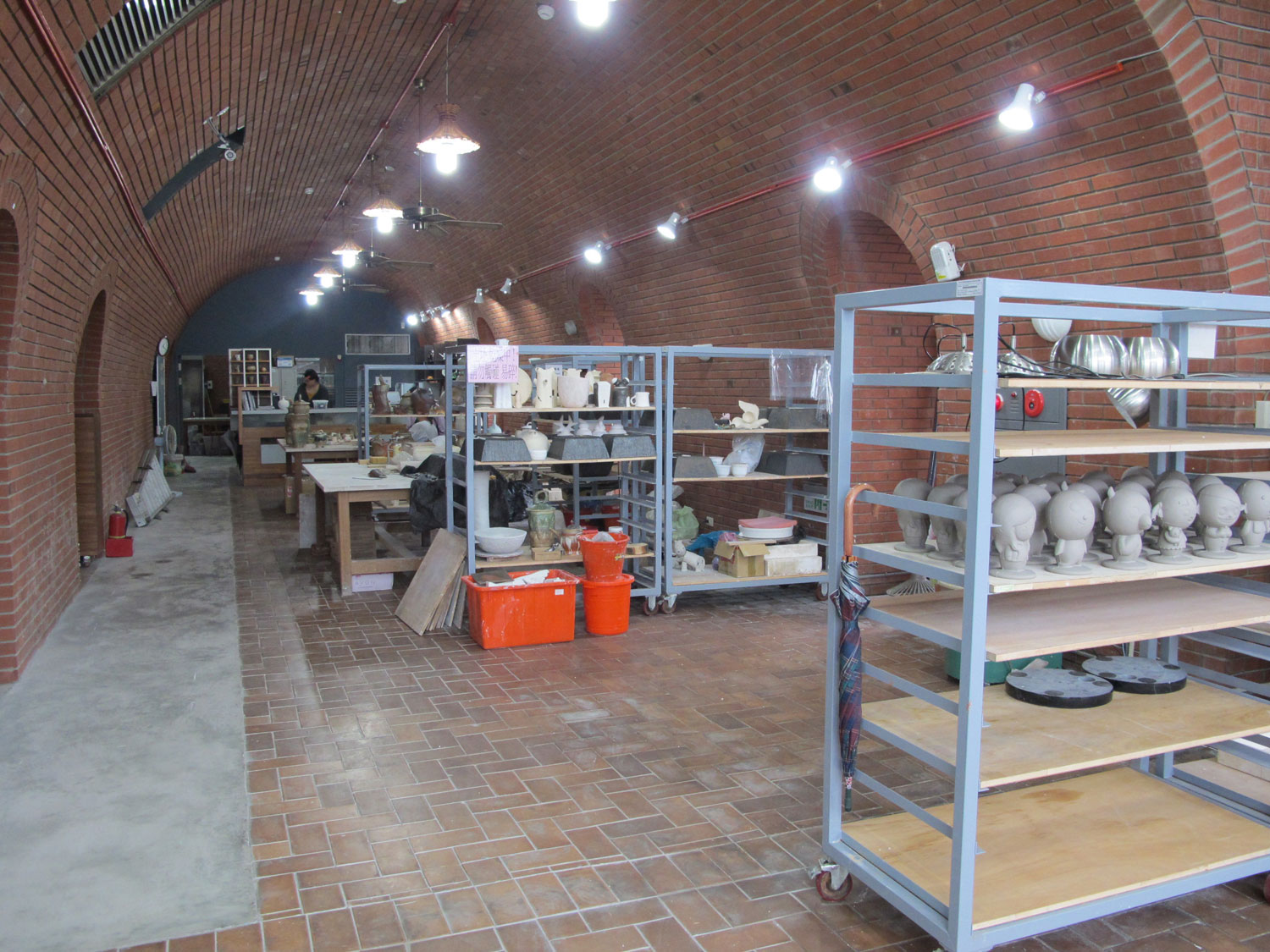 New Taipei City Yingge Ceramics Museum's Equipment Photo