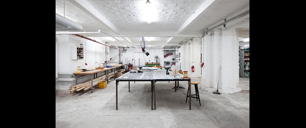 貝塔寧藝術村工作室