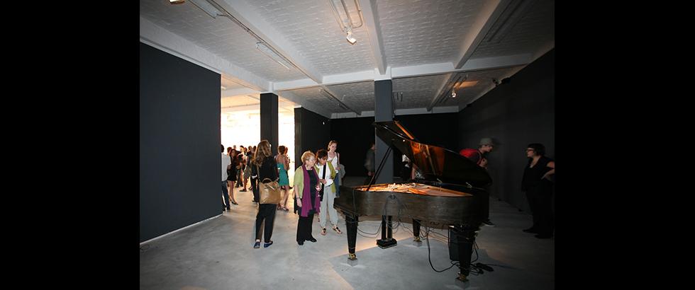 Künstlerhaus Bethanien's Exhibition