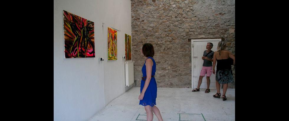 馬爾奈藝術中心(CAMAC)展覽