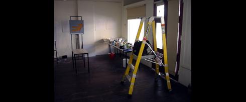 Taipei+Perth Artist Exchange Program's Studio