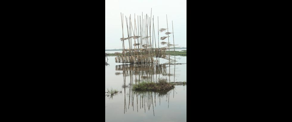 成龍溼地國際環境藝術計畫展覽空間