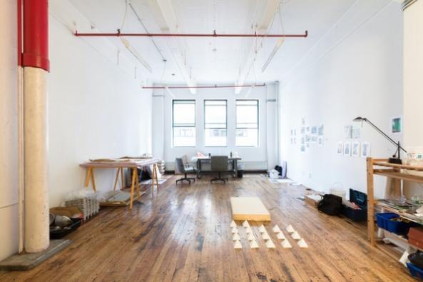 三角藝術協會工作室