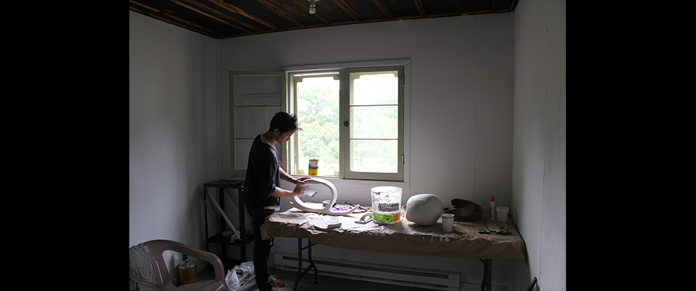 牛弓藝術學院工作室