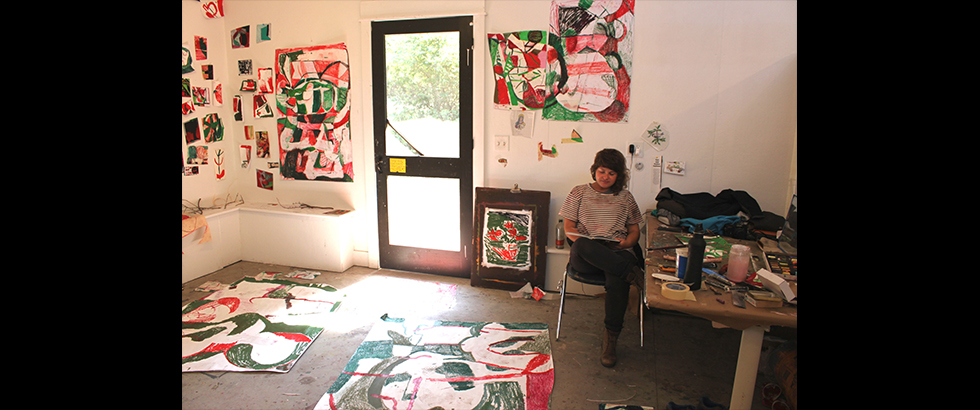 Ox-Bow School of Art and Artists' Residency's Exhibition
