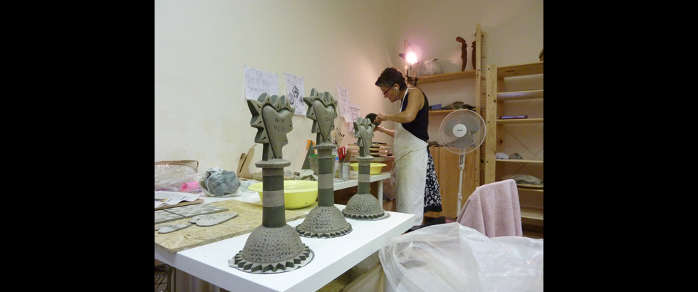 羅馬陶藝工作室工作室