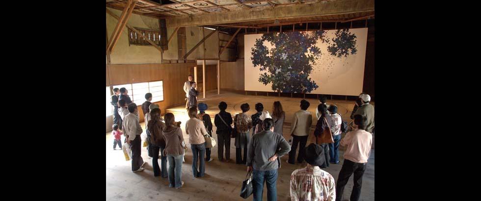 Kamiyama Artist in Residence (KAIR)'s Lecture