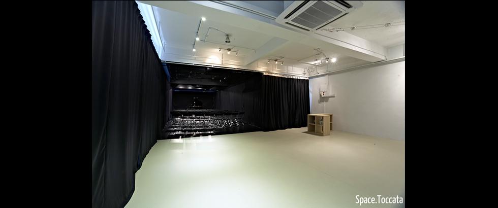托卡達工作室展覽空間