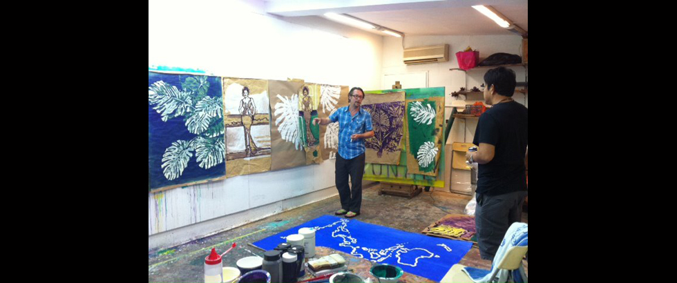 塔克蘇藝術中心藝術家