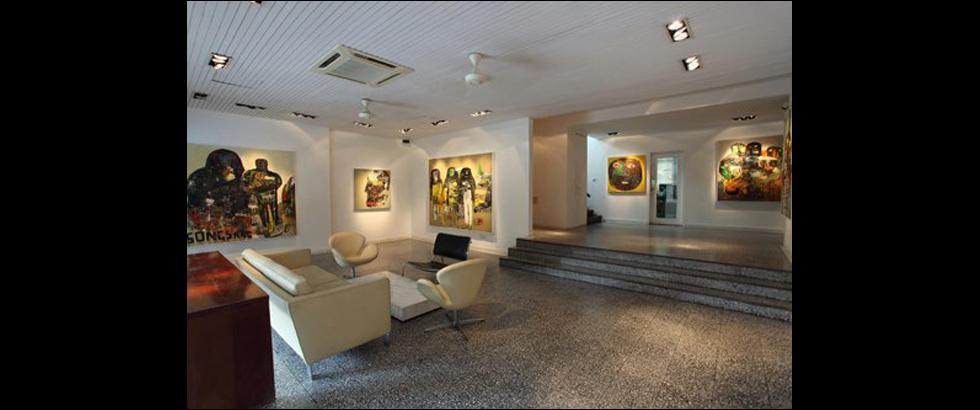 塔克蘇藝術中心展覽