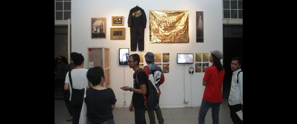 藝術實驗室 - ruangrupa展覽
