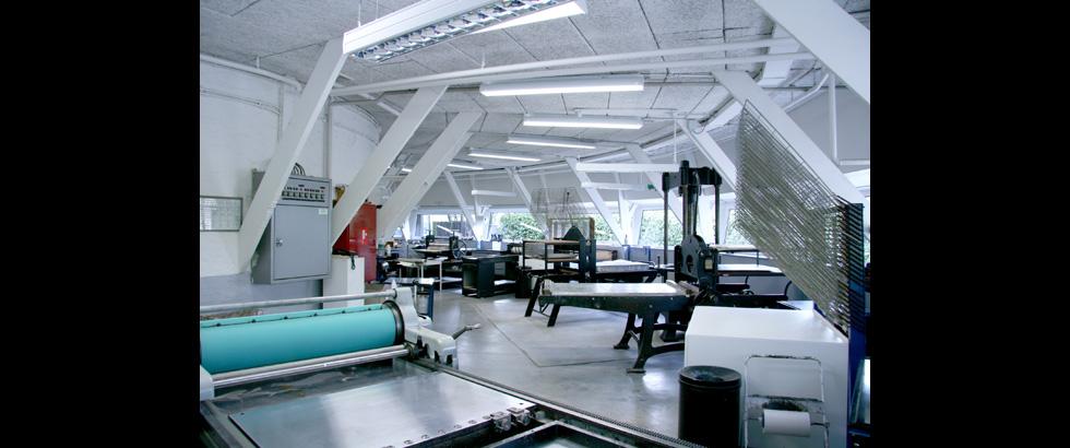 Frans Masereel Centrum's Equipment