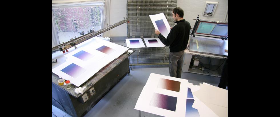 馬賽雷版畫中心工作室
