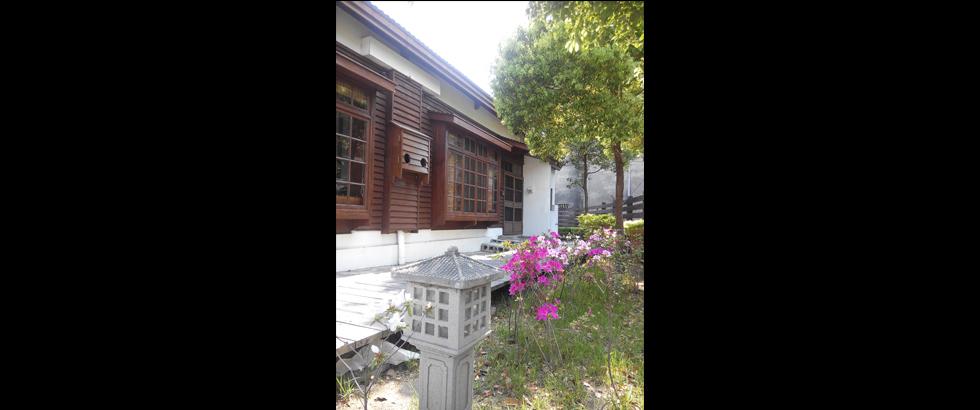 鹿港藝術村建築照片