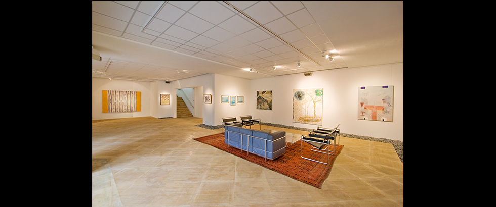 Rimbun Dahan's Exhibition