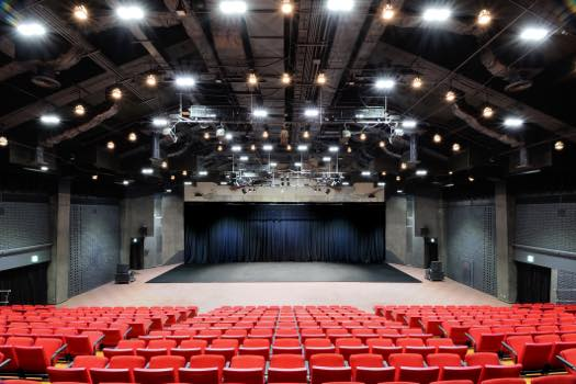 Kinosaki International Arts Center's Space