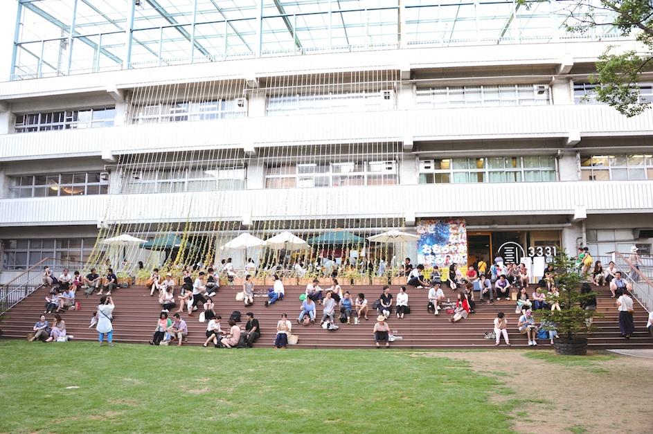 3331千代田藝術中心入口