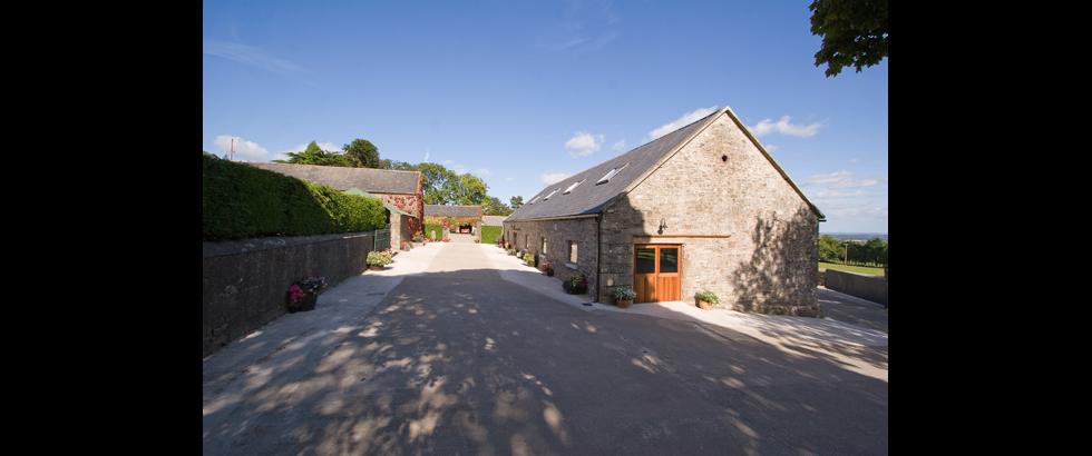 愛爾蘭牛房工作室入口