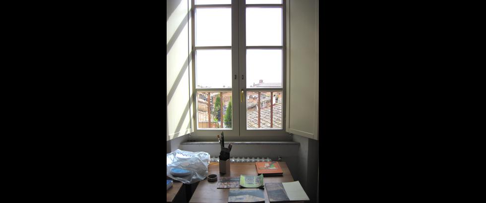 西恩那藝術村工作室照片