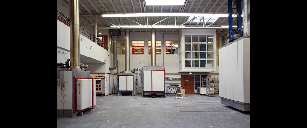 歐洲陶藝中心設備