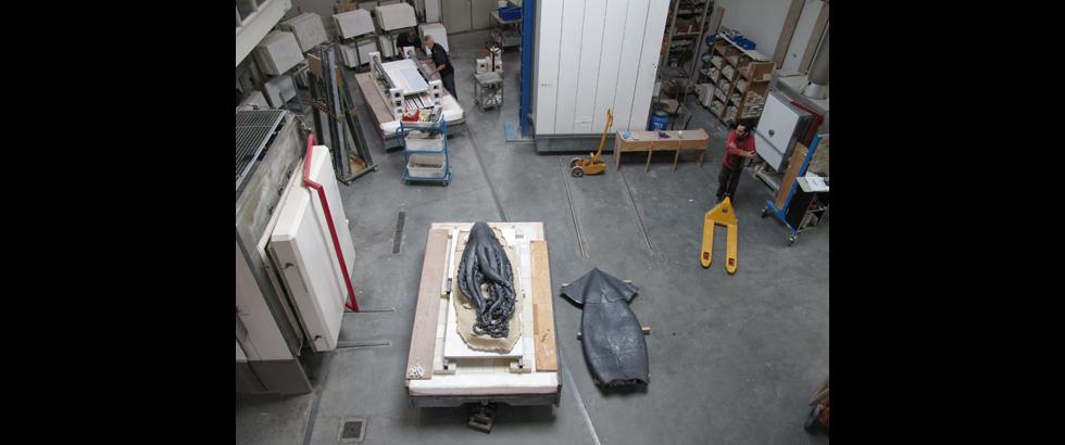 歐洲陶藝中心設備照片