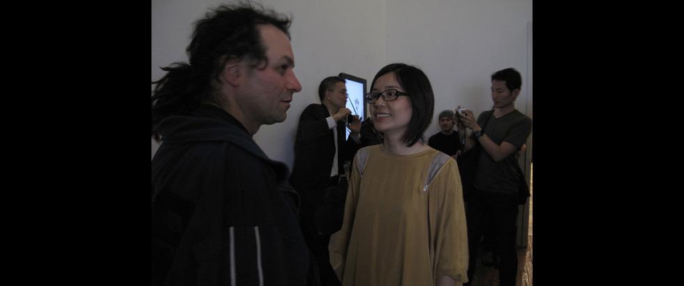 郭昭蘭與藝術家