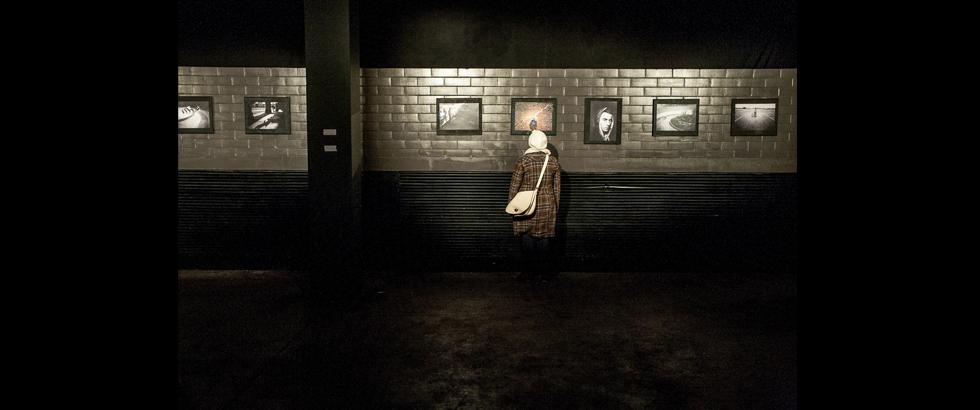 Het Entrepot's Exhibition Space