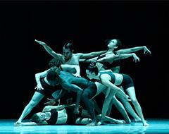 美國舞蹈節國際編舞家駐村表演照片