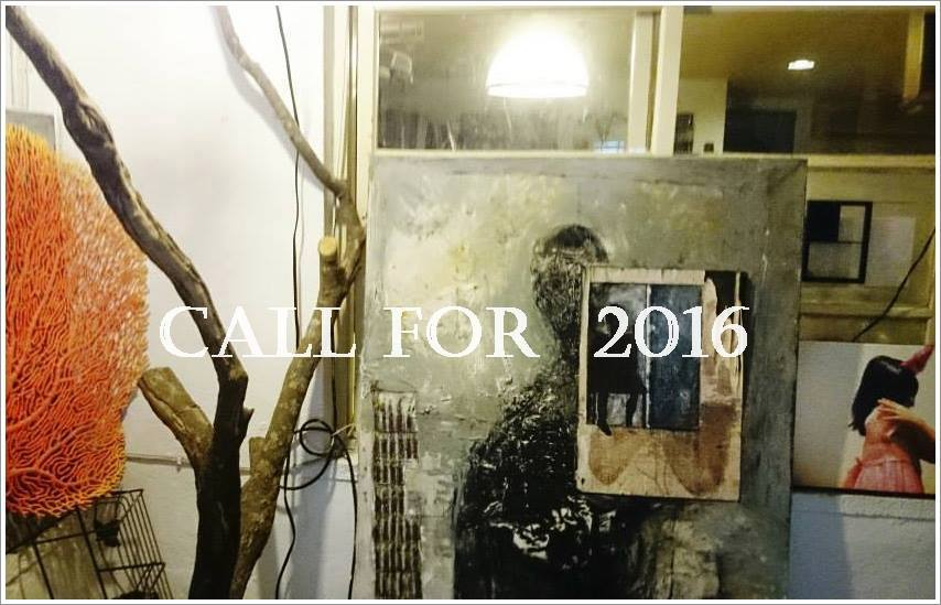 GingerKaffe (Taipei) CALL FOR 2016 | Ongoing