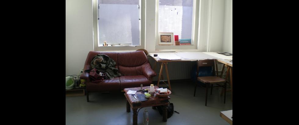 陳瀅如工作室照片