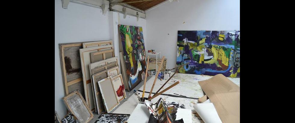 荷蘭皇家視覺藝術學院工作室