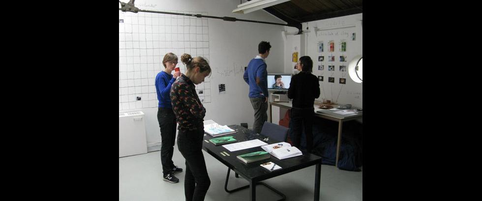 Rijksakademie van beeldende kunsten's Exhibition
