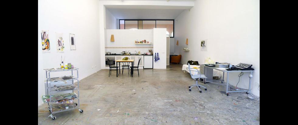 安德略區文化中心工作室