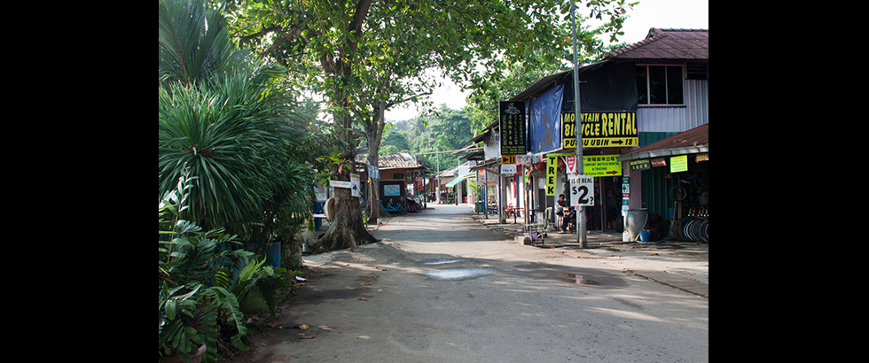 The Artists Village's Square
