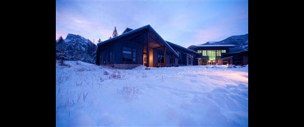 The Banff Centre's Building